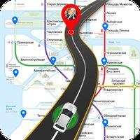 Icono de GPS Buscador de Rutas