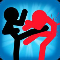 Ícone do Stickman fighter : Epic battle