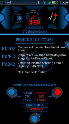 Image 16 of eCar PRO (OBD2 Car Diagnostic)
