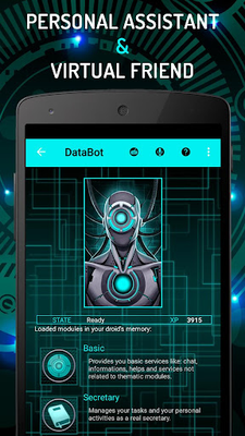 Image 20 of DataBot Personal Assistant