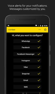 Image of AlertBee!