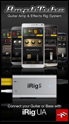 Image 1 of AmpliTube UA