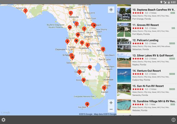 Image 9 of RV Parks & Campgrounds