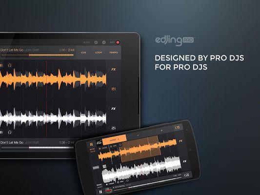 Image 2 of edjing PRO - DJ console