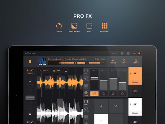Image 13 of edjing PRO - DJ console
