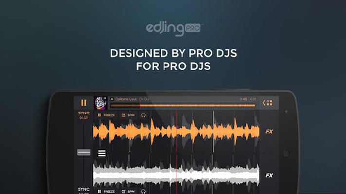 Image 12 of edjing PRO - DJ console