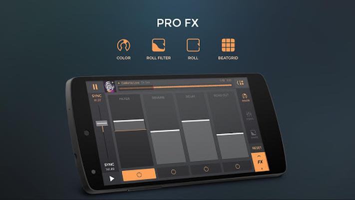 Image 9 of edjing PRO - DJ console