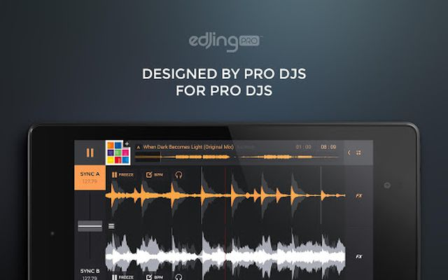 Image 7 of edjing PRO - DJ console