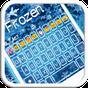 Frozen Emoji Keyboard Theme  APK