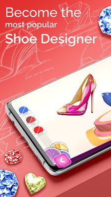 Image 6 of Game Design Heeled Shoes