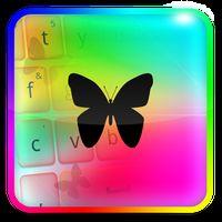 虹色のキーボード APK アイコン