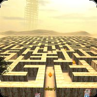 Ikon Labirin 3D II: Berlian & Hantu