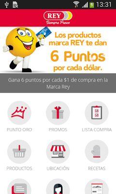 Image of App Supermercados Rey