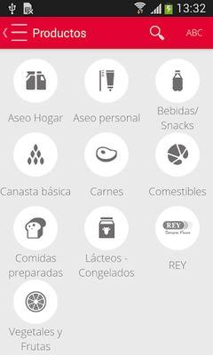 Image 1 of App Supermercados Rey
