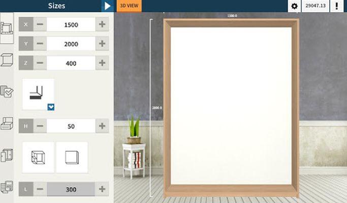 Image 4 of Utile closet PRO 3D designer