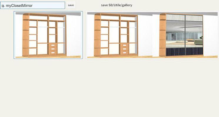 Image 1 of Utile closet PRO 3D designer