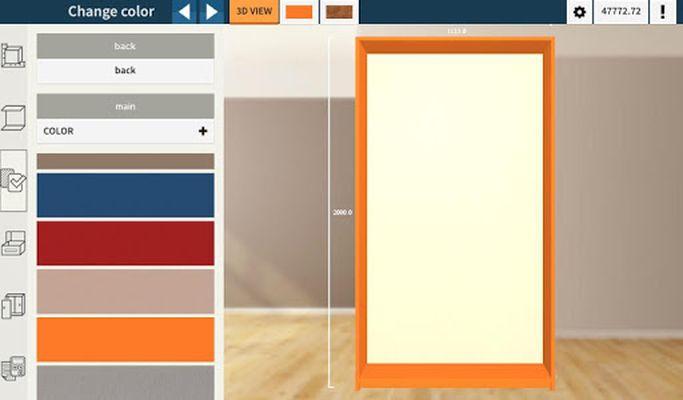 Image of Utile closet PRO 3D designer