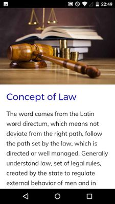 Image 2 of Law Course