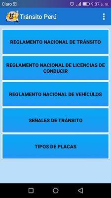 Image of Transit Peru