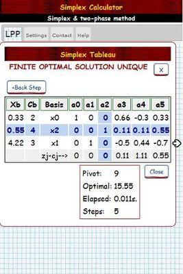 Image 2 of The Simplex algorithm