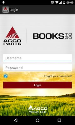 Image from AGCO Parts Books To Go