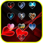Love Keypad Lock Screen