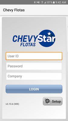 Chevy Fleet Image