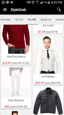 Image 1 of StyleGrab - Fashion Offers