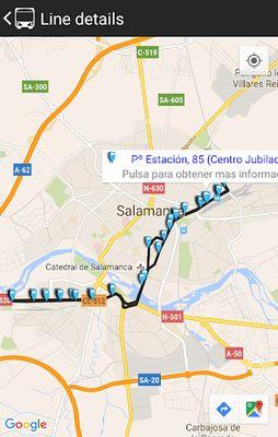 Image 5 of Salamanca Bus