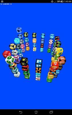 Image 4 of 3D LAUNCHER VS