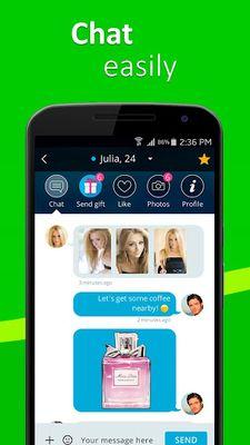 Meet4U Image 2 - Chat, Love