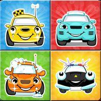 Autos Spiele für Kinder Icon