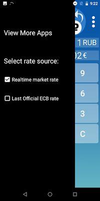Image 2 of Euro Ruble converter