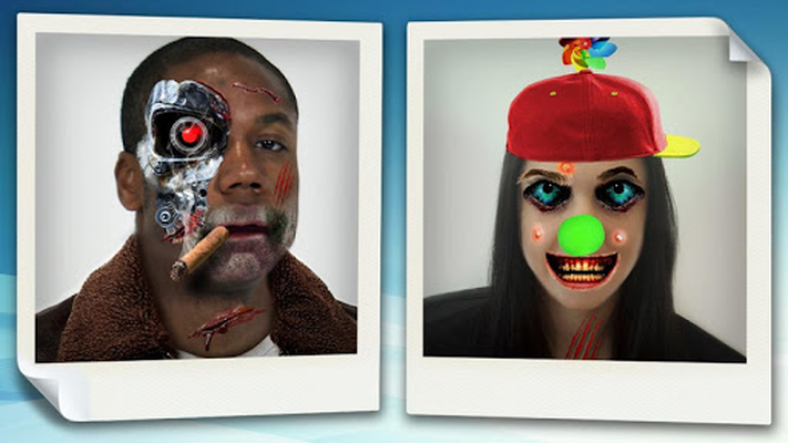 Image 14 of Animated face changer.