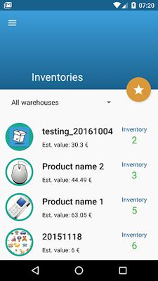 Image 6 of Stock Controller - inventories