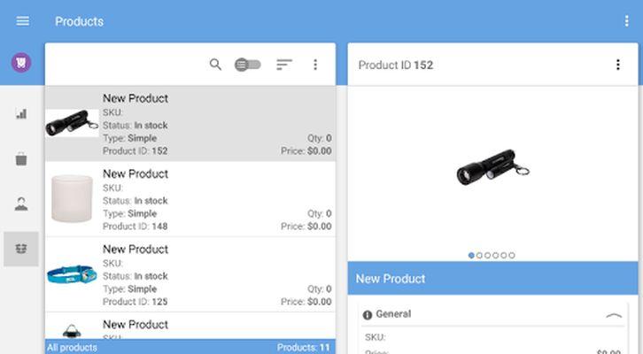 WooCommerce Mobile Assistant Screenshot 11