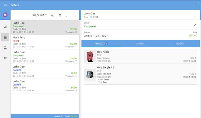 WooCommerce Mobile Assistant Screenshot 13