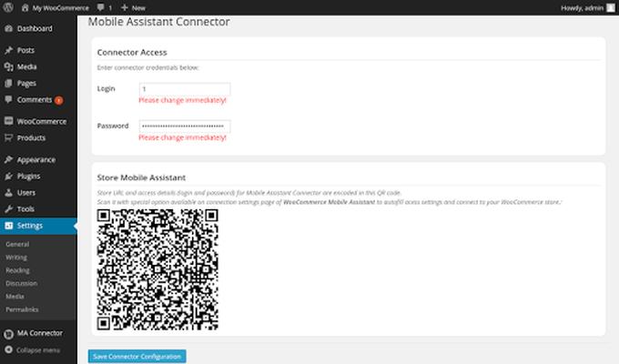 WooCommerce Mobile Assistant Screenshot 16