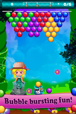 Bubble Shooter Kostenlos Downloaden