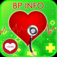 Ikona apk Ciśnienie krwi palec Prank