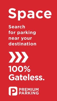Premium Parking App Image