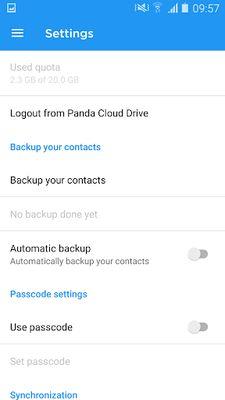 Image 1 of Panda Cloud Drive