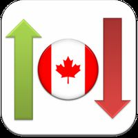Canadian Stock Market Watch icon