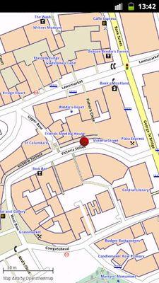 Image 7 of Edinburgh offline map
