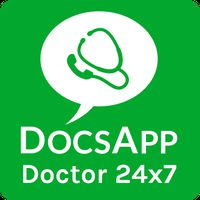 Biểu tượng DocsApp - Consult Doctor 24x7