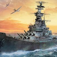 Icône de WARSHIP BATTLE:3D World War II