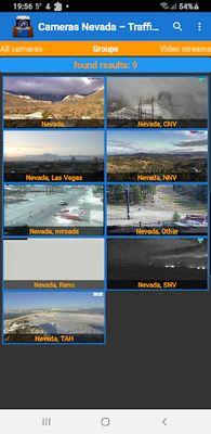 Image 1 of Cameras Nevada and Las Vegas