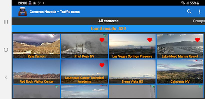 Image 7 of Cameras Nevada and Las Vegas