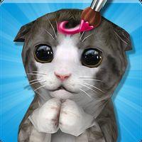 Paint My Cat Free APK Icon