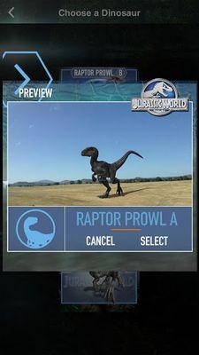 Jurassic World MovieMaker screenshot apk 1